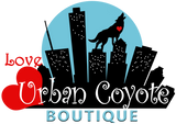 Love Urban Coyote Boutique Logo
