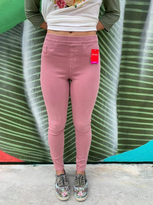 SPANX Ankle Skinny Jeans, Blush
