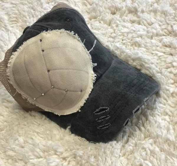 Vintage Volleyball Cap