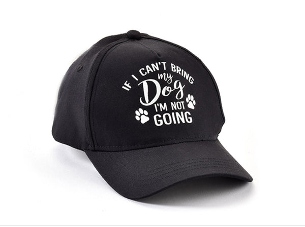 If I Can't Bring My Dog...Hat