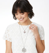 Brighton Sakura Short Necklace