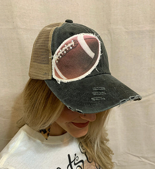 Football Y'all Vintage Hat