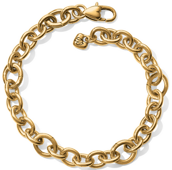 Brighton Luxe Gold Link Bracelets