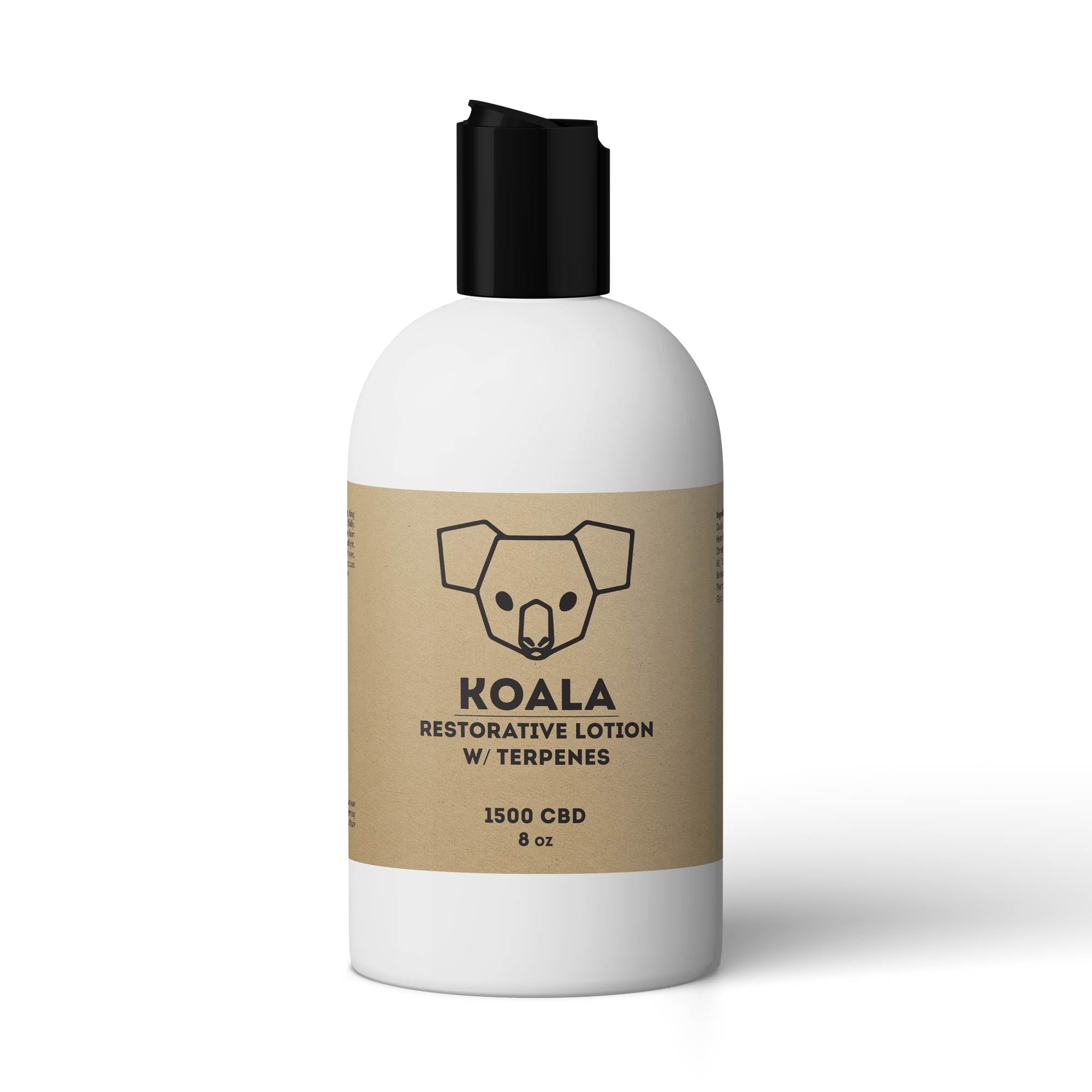 Restorative Daily Lotion with Terpenes