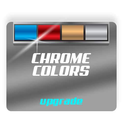 Kawasaki Ultra - Chrome upgrade