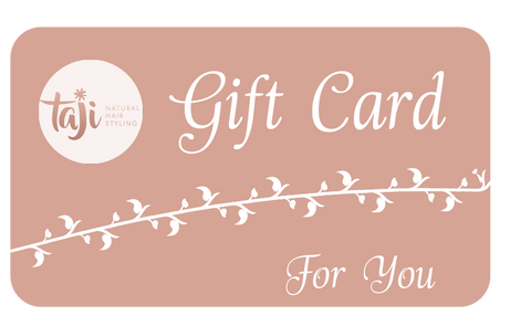 Gift Card: For You