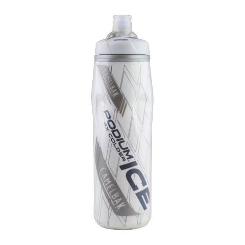 CamelBak  -  PODIUM ICE 21 OZ SILVER INSULATED BOTTLE
