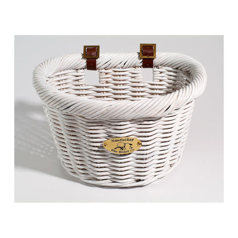 Nantucket  -  CISCO ADULT D-SHAPE BASKET
