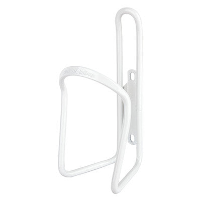 Planet Bike  -  WHITE BOTTLE CAGE