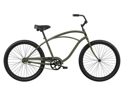 Tuesday Single Speed // May