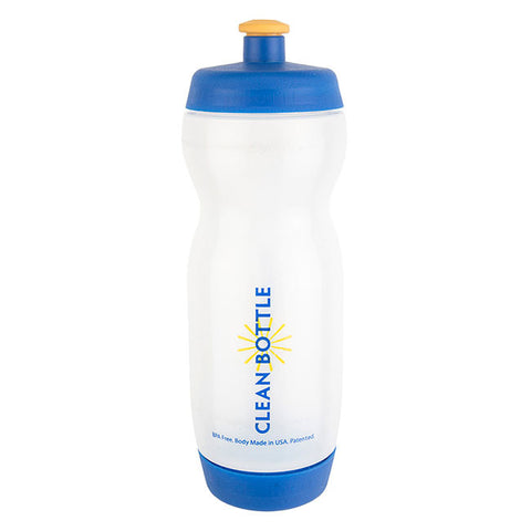 Clean Bottle  -  WATER BOTTLE 22oz