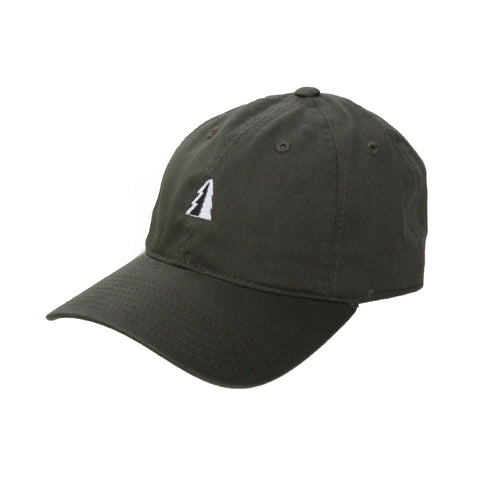 Motion  -  OLIVE UNSTRUCTURED TREE LOGO HAT