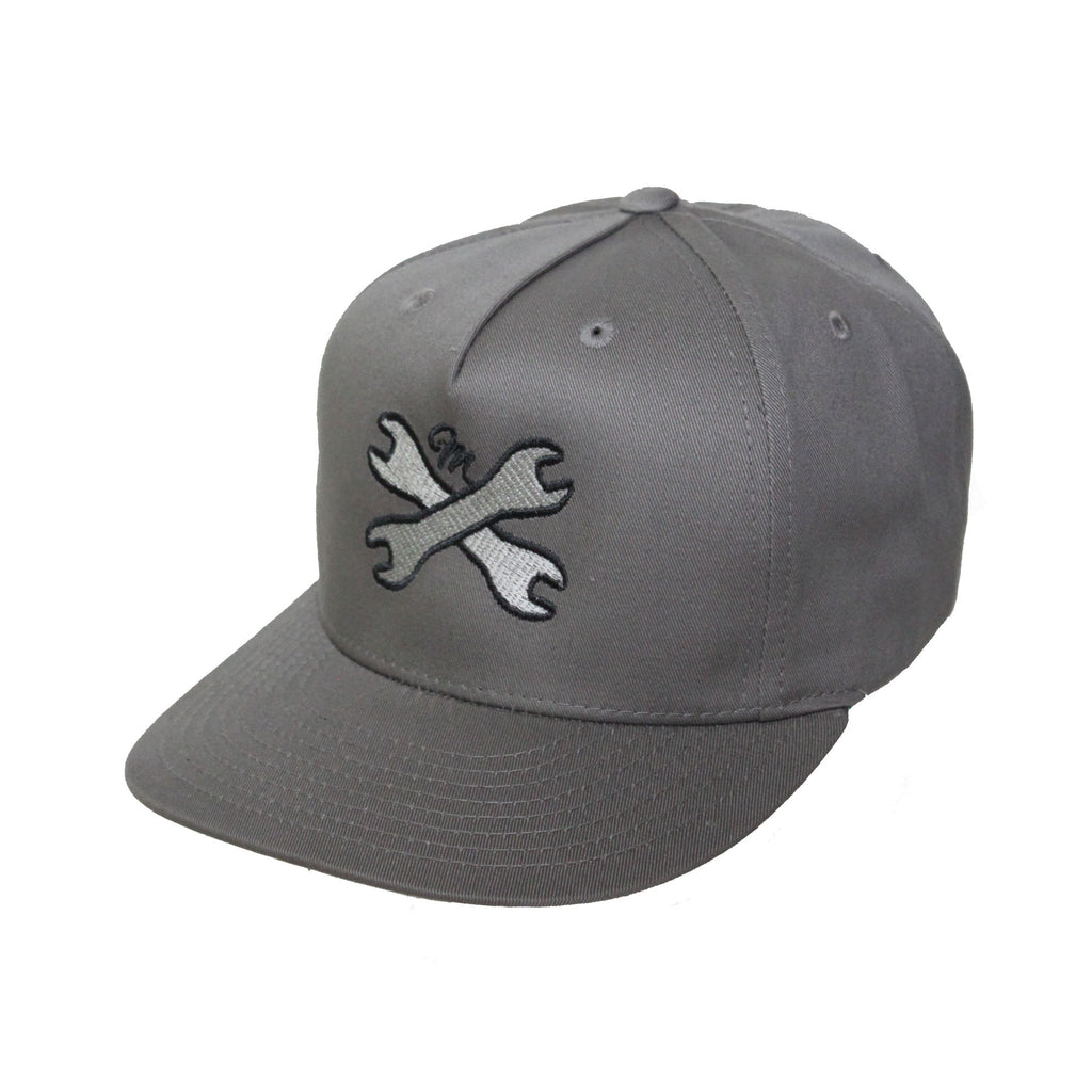Motion  -  GREY WRENCHES HAT