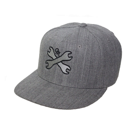 Motion  -  HEATHER GREY WRENCHES HAT