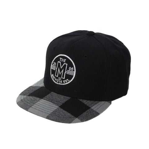 Motion  -  GREY LUMBER JACK HAT
