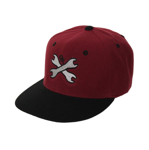 Motion  -  MAROON WRENCHES HAT