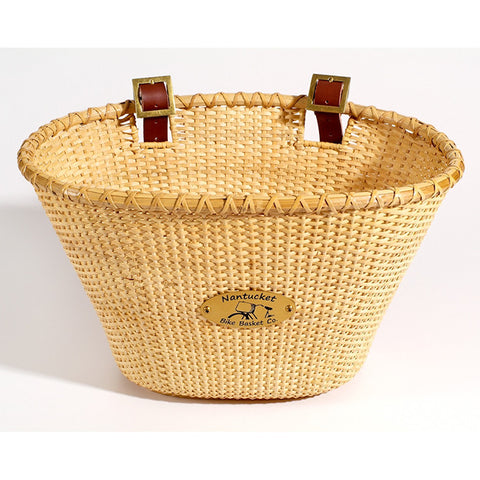 Nantucket  -  LIGHTSHIP OVAL BASKET