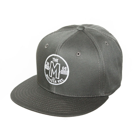 Motion  -  OLIVE CICRCLE LOGO HAT
