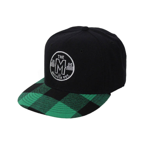 Motion  -  GREEN LUMBER JACK HAT