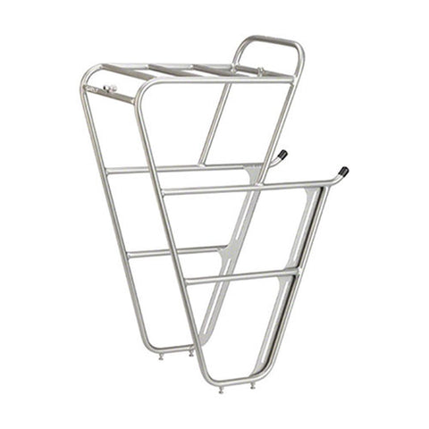 Surly  -  CROMOLY FRONT RACK 2.0: SILVER
