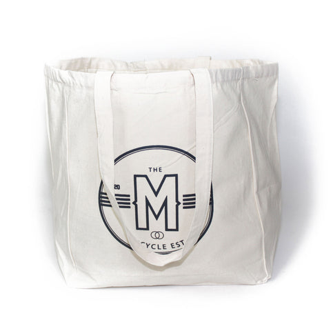 Motion  -  LARGE CANVAS TOTE BAG