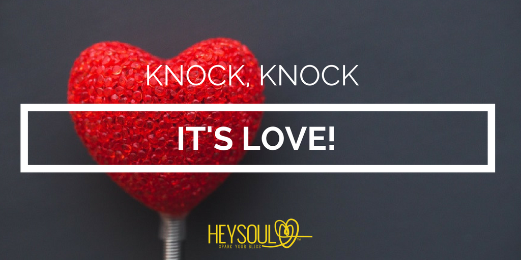 Knock! Knock! It's LOVE!