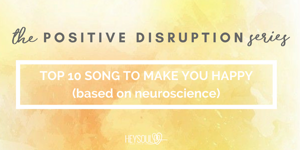 10 Songs to Make You Happy (based on neuroscience)
