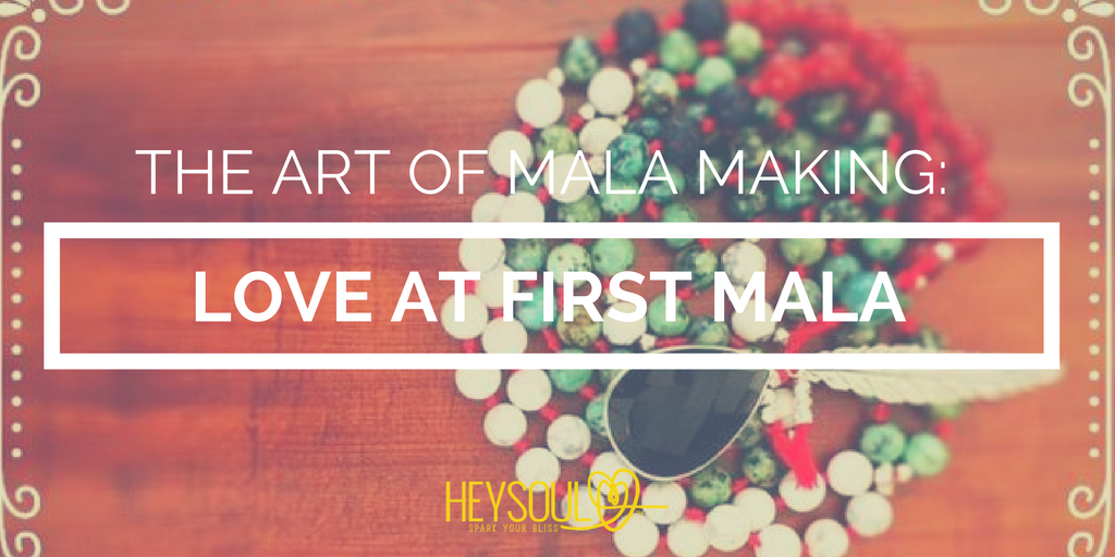 It was LOVE at First... Mala