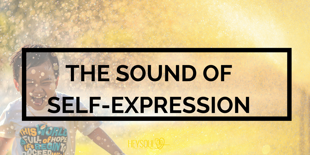 The Sound of Self-Expression