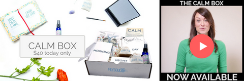 Get Your Calm Box $40 Today Only