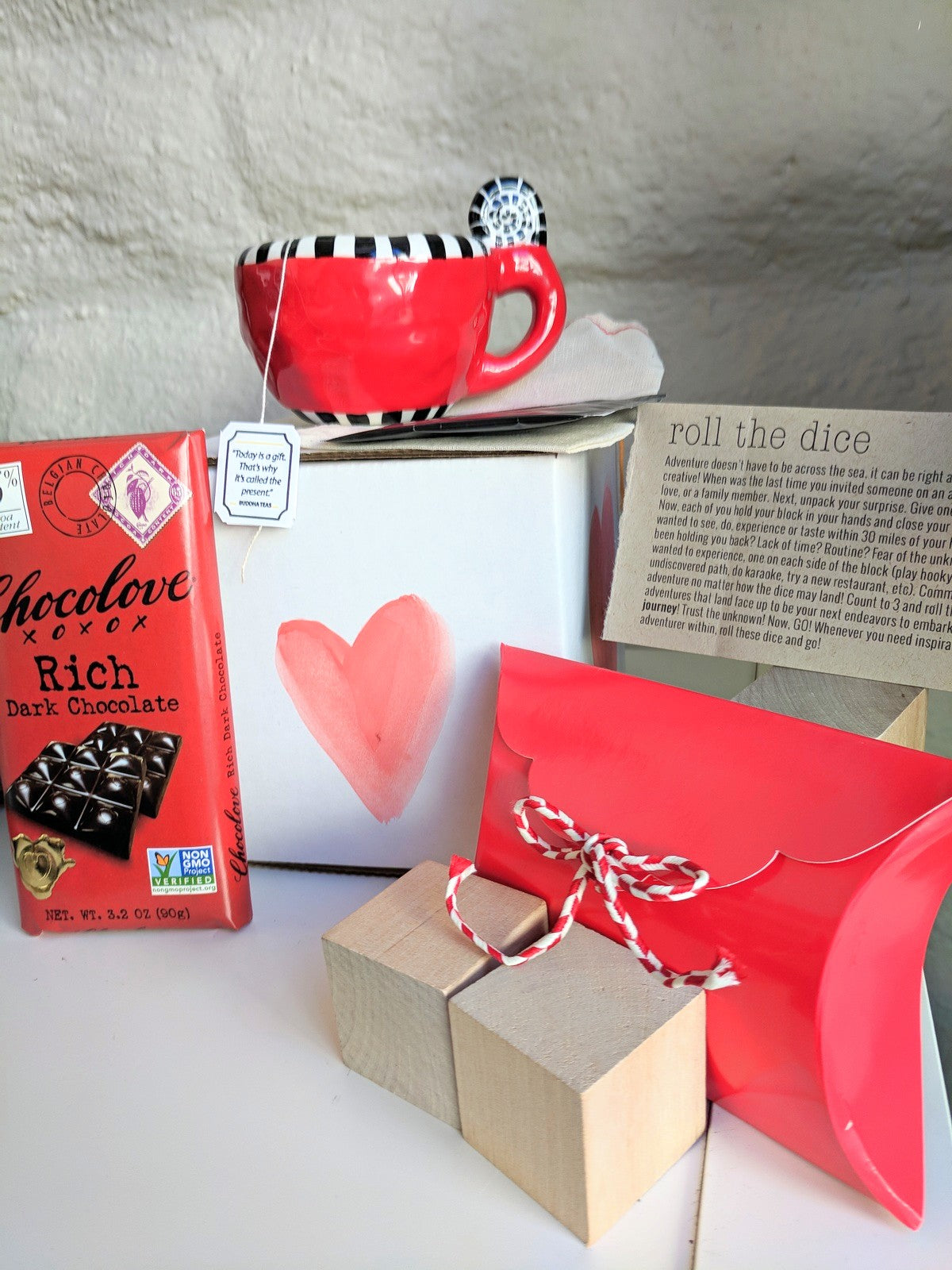 Exclusive Valentine S Day Gift Box Roll The Dice Heysoul