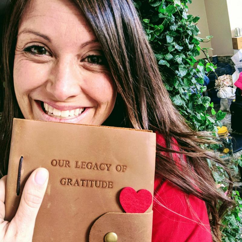 Legacy Of Gratitude : A Ritual of Thanks
