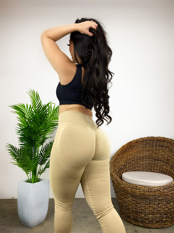 Scrumptious 2.0 Leggings (Nude)