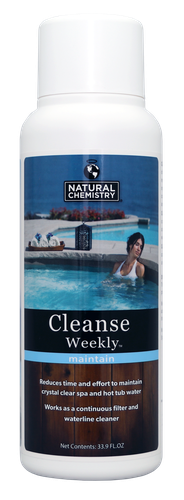 Natural Chemistry Spa Cleanse Weekly