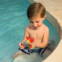 Swimways Turbo Booster Swimming Pool Water Toy - Assorted Colors