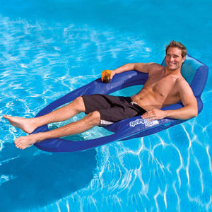 Swimways Spring Float Recliner XL Raft