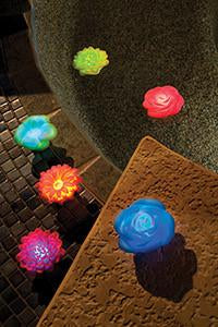 Game Floating Light Up LED Flowers