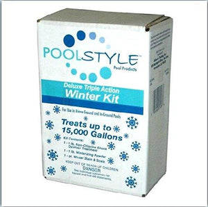 Pool Style Winter Closing Kits For All Pools
