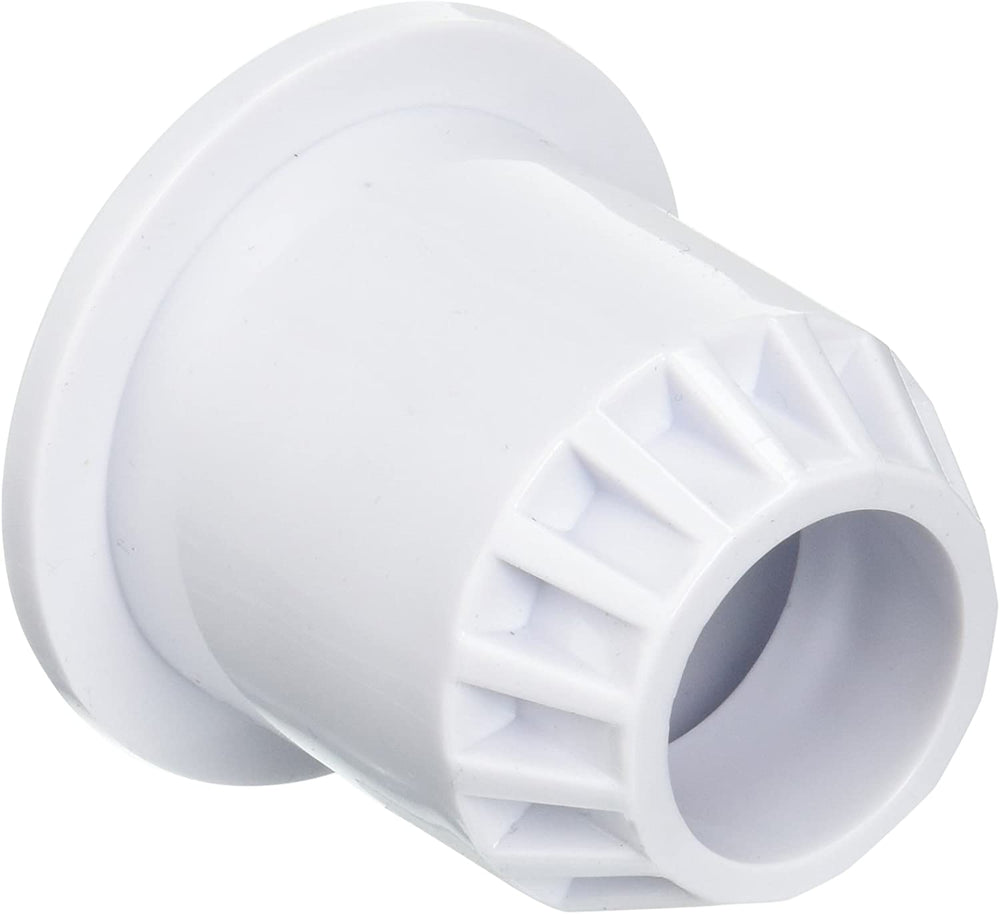 GAME 4553 Flexible PVC Hose Adapter Pool Heater Part, White