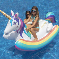 Swimline Unicorn Rocker