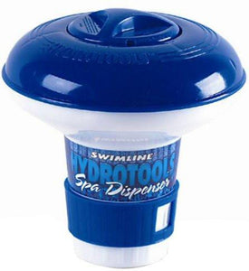 "Swimline Small 1"" Spa Chemical Dispenser Floater"