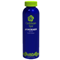Caribbean Spa PH Increaser for Hot Tubs to Raise pH- 16oz.