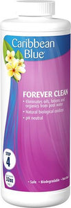Caribbean Blue Forever Clean Enzyme Scum Eliminator