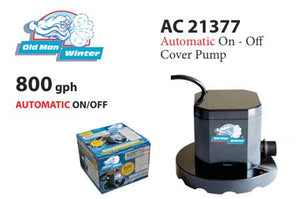 Blue Torrent 800GPH Auto On/Off Submersible Pump