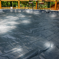 GLI Estate Plus Bound Edges - Oval Pool Winter Covers