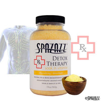 Spazazz RX Therapy Detox Therapy- Detoxifying Crystals 19oz
