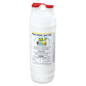 FROG Bac Pac Chlorine Pellet Pac for FROG Mineral Pool Systems - IN STORE PURCHASE ONLY