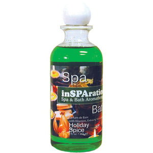 inSPAration HOLIDAY SPICE CIDER HOLIDAY HOT TUB AROMA 9oz