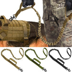 Tactical Double Handle Dog Leash - PetBelong
