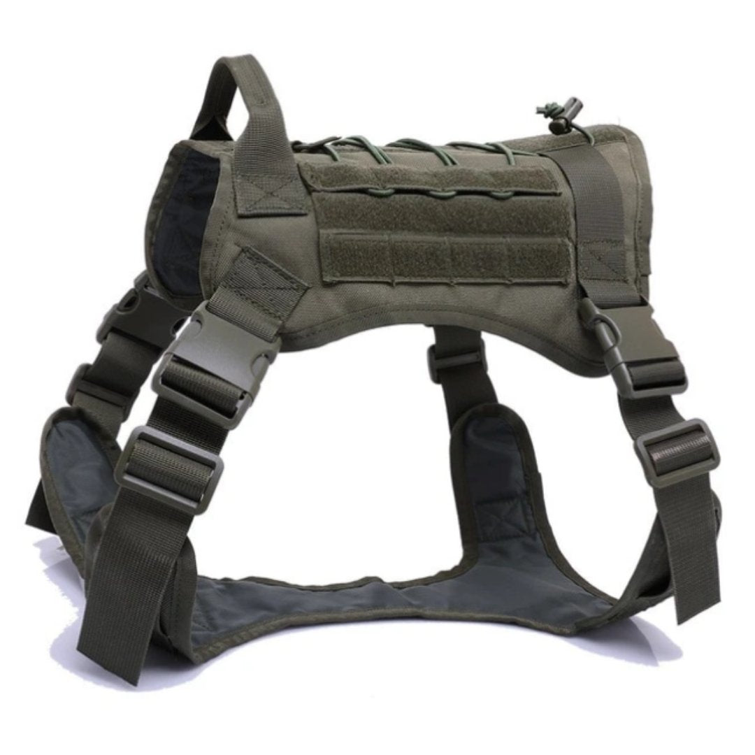 Tactical No Pull Dog Harness - PetBelong